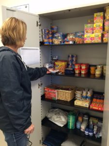 Marina High School Food Pantry is Open!